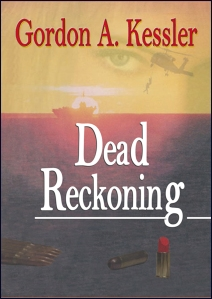 DEAD RECKONING: Stand by for heavy rolls! We're coming about and heading into the storm!