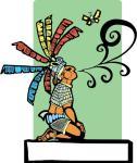 The Maya Storyteller